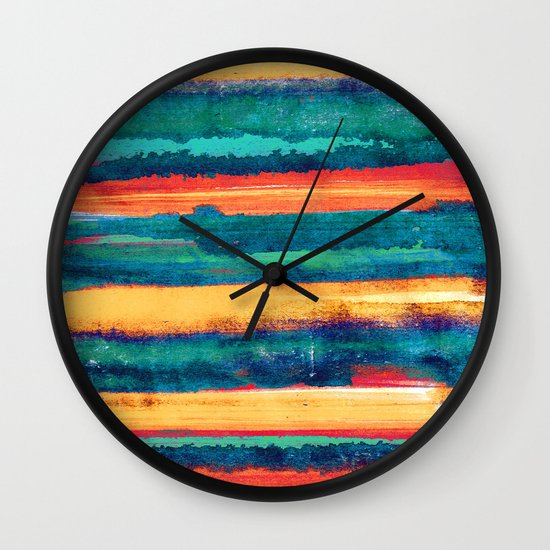 California Dreaming Wall Clock