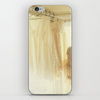 ginger and lace iPhone & iPod Skin