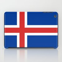 National flag of Iceland - Authentic iPad Case