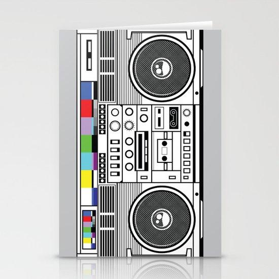 1 kHz #3 Stationery Card