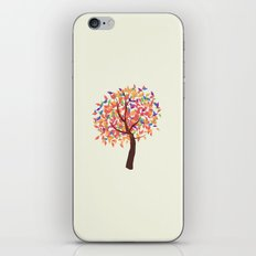 Tree Art iPhone & iPod Skin
