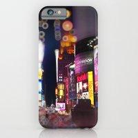 Times Square Blurrr-Boke… iPhone 6 Slim Case