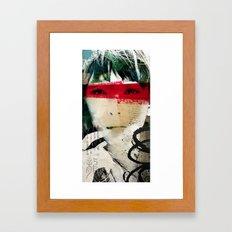 hanoi hannah Framed Art Print