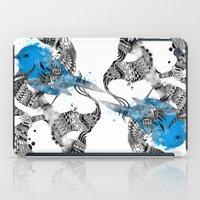 Tweet Your Art. iPad Case