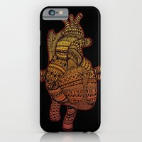 iPhone & iPod Case featuring Native Heart  by RAIKO IVAN雷虎
