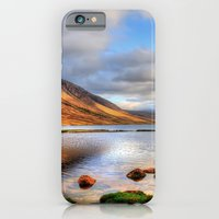 iPhone & iPod Case featuring Loch Etive by Best Light Images