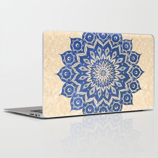 ókshirahm sky mandala Laptop & iPad Skin