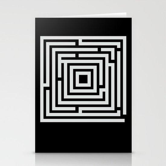 Night Drive Stationery Card