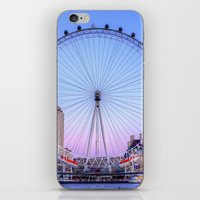 The London Eye, London iPhone & iPod Skin