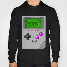 Don't Hate The Player, Hate The Game!  |  Video Game Hoody