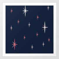 When You Wish Upon A Sta… Art Print