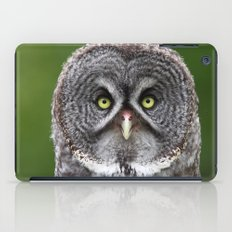 Give a Hoot iPad Case