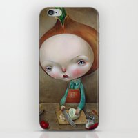 Cippolino iPhone & iPod Skin