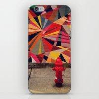 Urban Color iPhone & iPod Skin