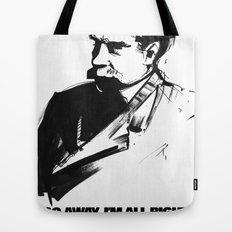 H.G. Wells last words Tote Bag