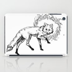 Fox King iPad Case