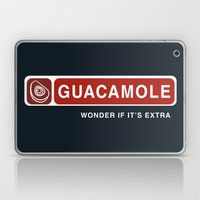 Guacamole Is Expensive Laptop & iPad Skin