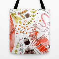 WASHED OUT OF OUR BONES Tote Bag