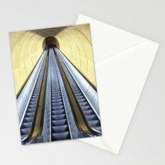 Retro Metro Stationery Cards