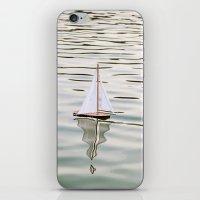Sail Away iPhone & iPod Skin
