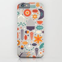 iPhone & iPod Case featuring Flora & Fauna by Tracie Andrews