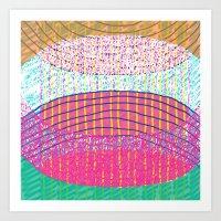 STACKZ Art Print