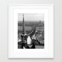 Cologne Framed Art Print