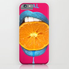 mouth iPhone 6 Slim Case