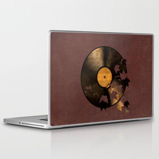 Autumn Song  Laptop & iPad Skin