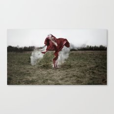 Controlled Sacrifice Canvas Print