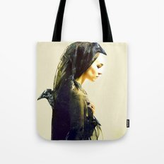 The Carrier Of Ravens Tote Bag