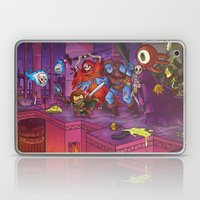 Perils of Delver Laptop & iPad Skin