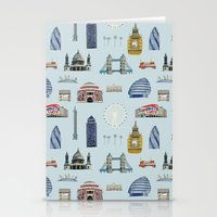 All of London's Landmarks  Stationery Cards
