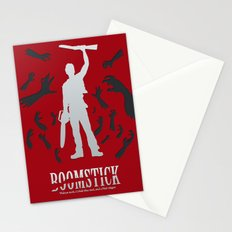 Boomstick Stationery Cards