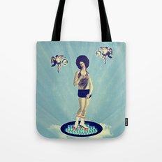 Disco Venus Tote Bag