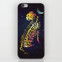 Space Leopard iPhone & iPod Skin