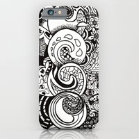 iPhone & iPod Case featuring IN by Glen Garay