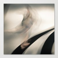 Dancer #4 Canvas Print