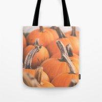 Pumpkin Season. Tote Bag