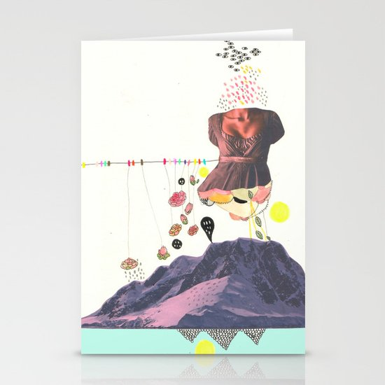 In a Pretty Land---for RVLVR Stationery Card