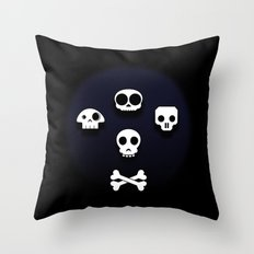 Easy come, easy go. Little high, little low. Throw Pillow