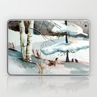 Carol of the Birds Laptop & iPad Skin