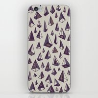Triangles Are My Favorite Shape iPhone & iPod Skin