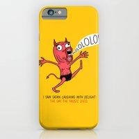 The Day The Music Died iPhone 6 Slim Case