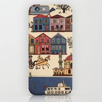 Urban Regeneration iPhone 6 Slim Case