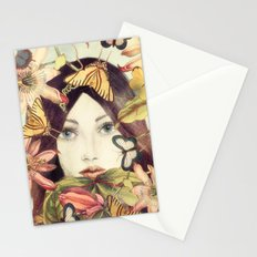 Whispers From A Secret Garden Stationery Cards