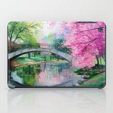 Flowering Cherry iPad Case