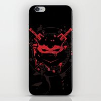 Raphael Turtle iPhone & iPod Skin