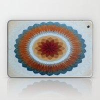 Toroidal Floral (ANALOG … Laptop & iPad Skin