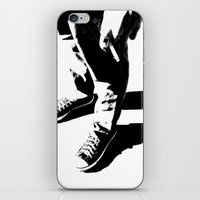 Indie Rock iPhone & iPod Skin